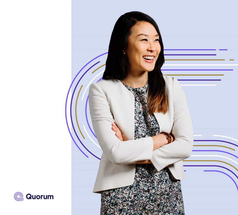 Sharing Quorum's New Visual Brand